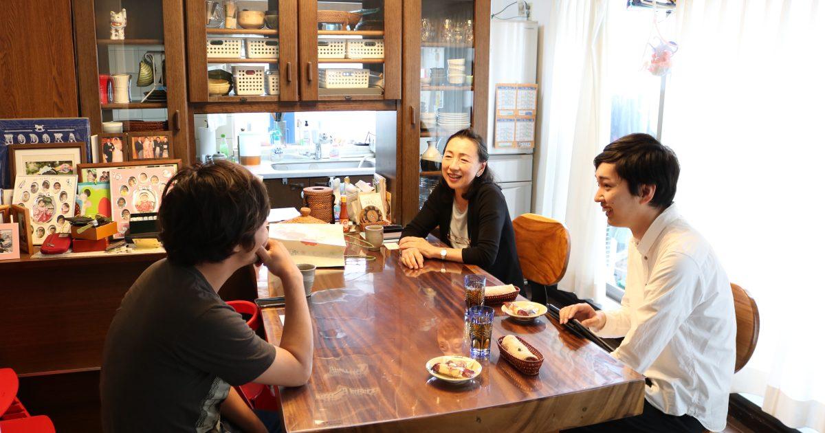 近藤さんインタビュー